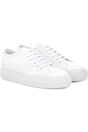 COMMON PROJECTS Sneakers - Tournament Low leather sneakers