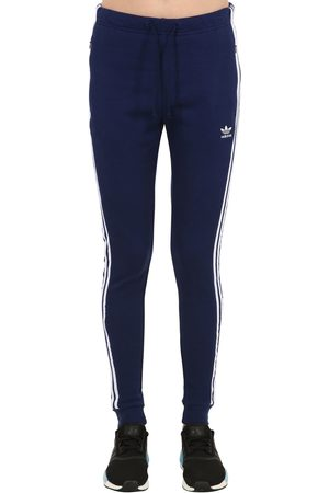 adidas Logo Contrasting Color Track Pants