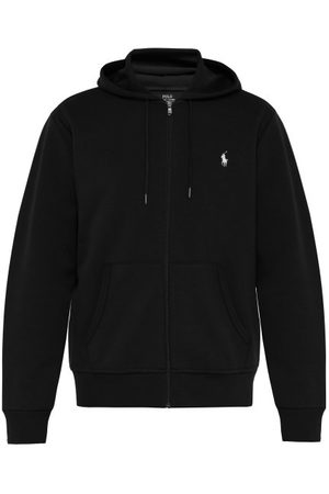 Polo Ralph Lauren Logo-embroidered Zip-through Hooded Sweatshirt - Mens