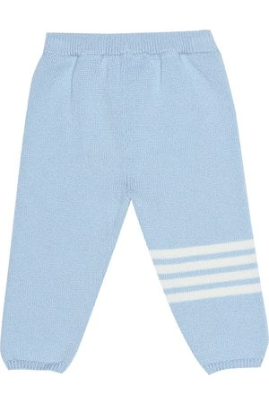 Thom Browne Cashmere trackpants