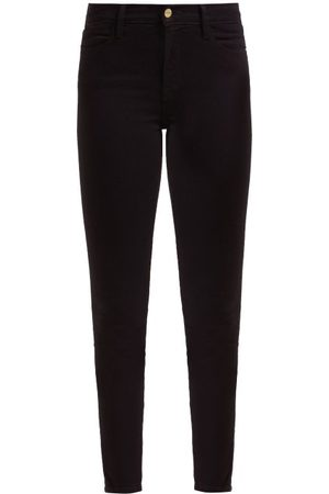 Frame Le High High-rise Skinny-leg Jeans - Womens