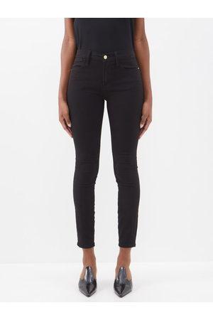 Frame Women High Waisted - Le High High-rise Skinny-leg Jeans - Womens