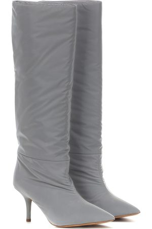Yeezy Reflective knee-high boots (SEASON 8)