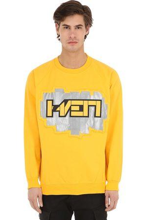 Hærværk 3d Patch Cotton Blend Sweatshirt