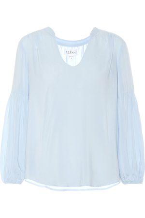 Velvet Yulia crêpe blouse