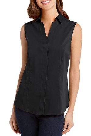 Foxcroft Taylor Sleeveless Non-Iron Shirt