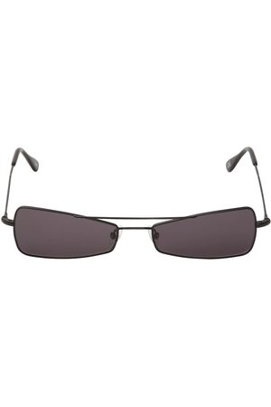 ANDY WOLF Kira Metal Sunglasses