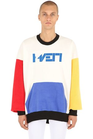 HAERVAERK Rainbow Bag Fleece Sweatshirt