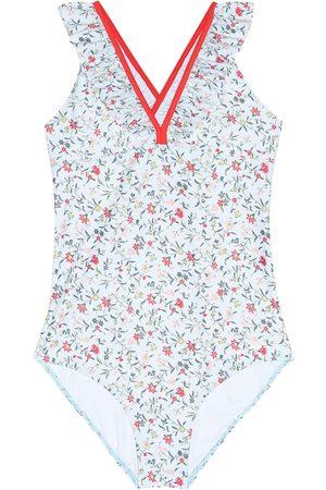 Chloé Floral one-piece swimsuit