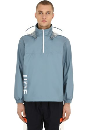 Iise Anorak Rain Jacket W/ Detachable Hood