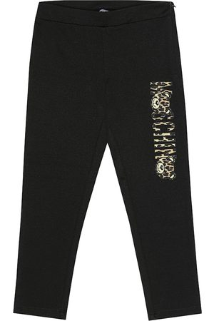 Moschino Printed stretch jersey pants