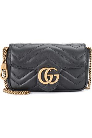 Gucci GG Marmont Supermini shoulder bag