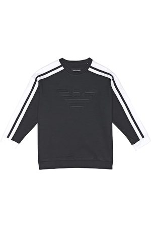 Armani Stretch jersey sweatshirt