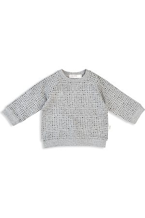 Miles Child Unisex Basic Micro-Dot Sweatshirt - Little Kid