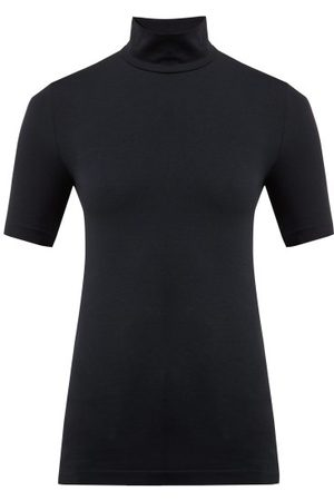 Wolford Roll-neck Shirt - Womens