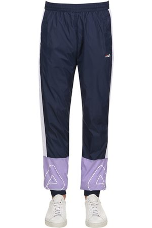 Fila Men Sweatpants - Al Woven Techno Track Pants