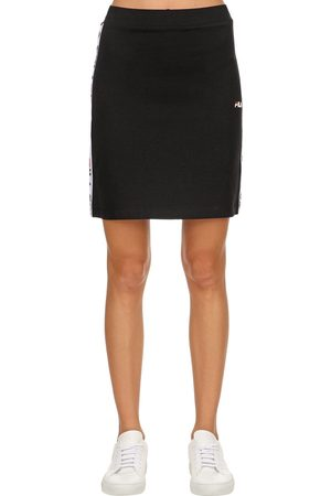 Fila Maha Logo Side Band Skirt
