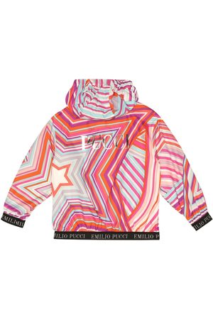 Emilio Pucci Printed track jacket