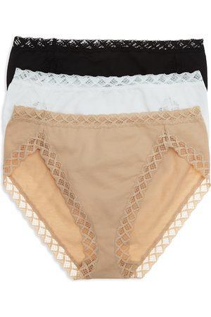 Natori Women Bikinis - Bliss French Cut Bikinis, Set of 3