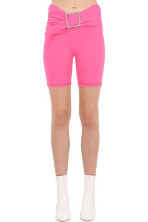 AYA MUSE Micro Nylon Biker Shorts