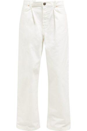 Raey Fold Dad Baggy Boyfriend Jeans - Womens