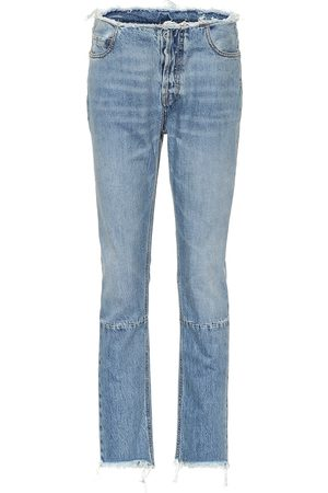 UNRAVEL Women High Waisted - High-rise slim jeans