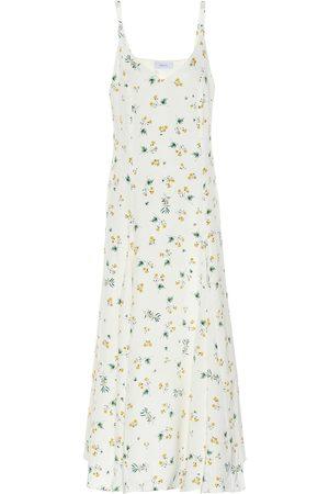 RACIL Ava silk crêpe slip dress