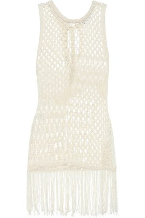 Altuzarra Carmela cotton-blend knit top