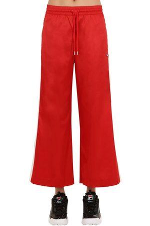 Fila Woven Pants W/ Side Bands