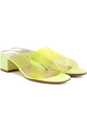 MARYAM NASSIR ZADEH Lauren leather sandals