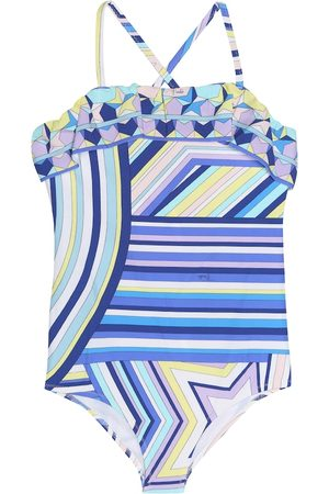 Emilio Pucci Printed one-piece swimsuit