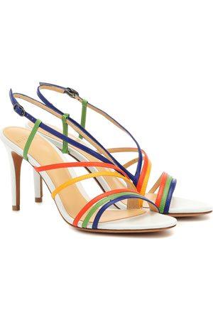 ALEXANDRE BIRMAN Women Sandals - Strappy 75 leather sandals