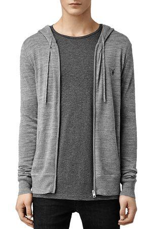 AllSaints Men Hoodies - Mode Merino Zip Hoodie