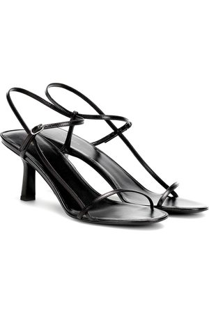 The Row Bare leather sandals