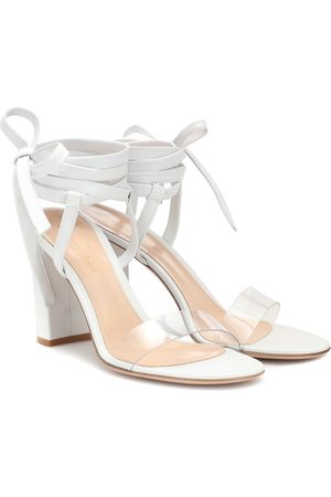 Gianvito Rossi Exclusive to Mytheresa – Flavia 85 leather sandals