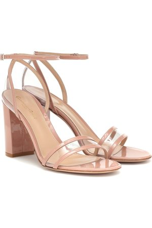 Gianvito Rossi Exclusive to Mytheresa – Sheryl 85 patent leather sandals