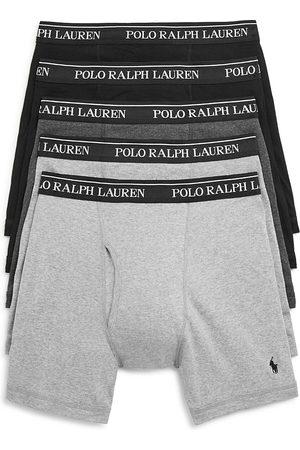 Ralph Lauren Classic Fit Boxer Briefs - Pack of 5