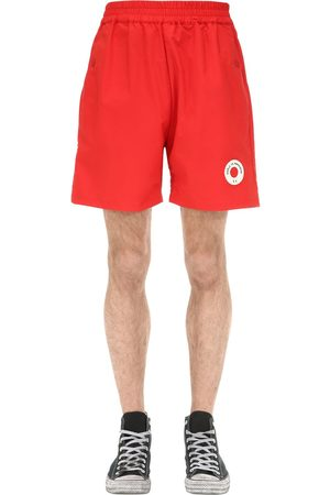 Drôle de Monsieur Women Shorts - Logo Patch Shorts