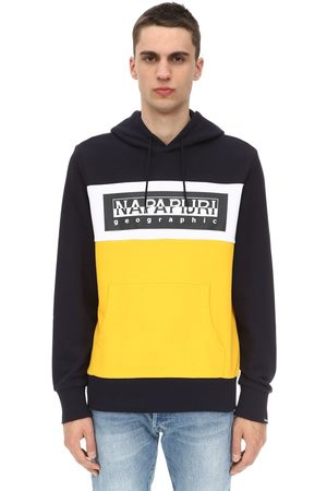 Napapijri Terry Bek H Cotton Sweatshirt Hoodie