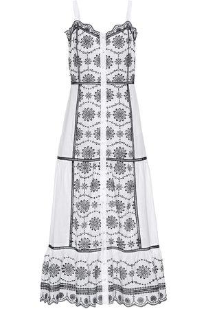 VERONICA BEARD Sasha cotton broderie anglaise dress
