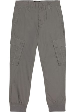 Armani Cotton poplin pants