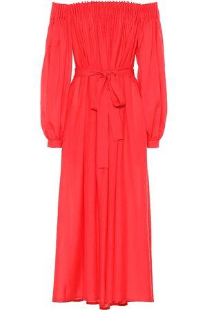 GABRIELA HEARST Otalora wool and cashmere dress