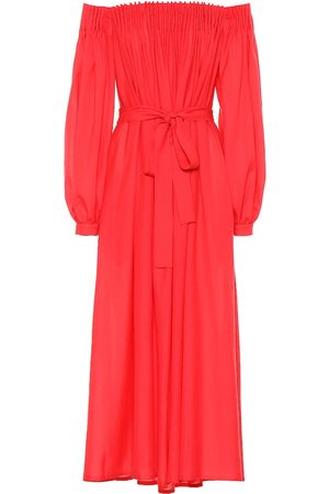 GABRIELA HEARST Women Dresses - Otalora wool and cashmere dress