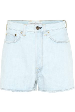 Golden Goose Judy high-rise denim shorts