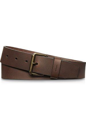 SHINOLA Bridle Leather Rambler Belt
