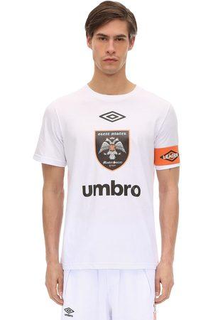 Omc Leader Logo Printed Jersey T-shirt