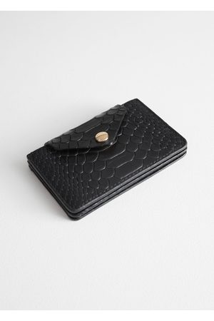 & OTHER STORIES Leather Card Holder
