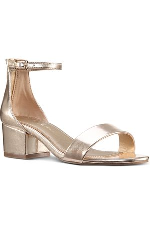 NINA Girls' Hidi Block Heel Sandals - Little Kid, Big Kid
