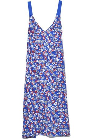 RAG&BONE Estell Dress in Blu Multi