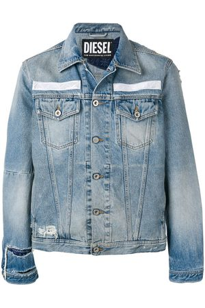 Diesel Men Denim Jackets - Nhill